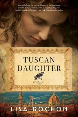 Cover for Tuscan Daughter