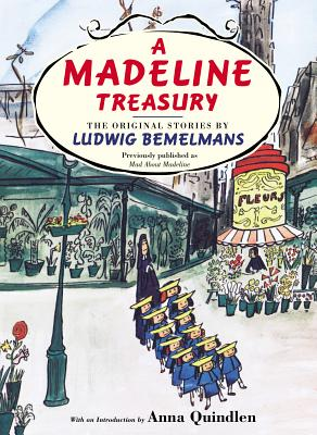 Cover for A Madeline Treasury