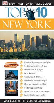 Top 10 New York City Cover Image