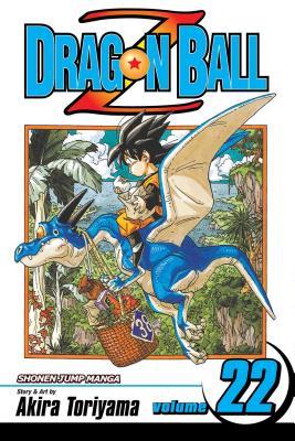Dragon Ball Z, Vol. 22 cover image