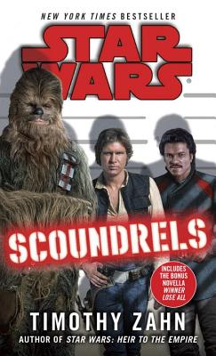 Star Wars: Scoundrels Cover Image