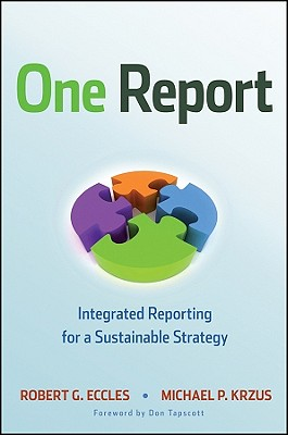 Cover for One Report