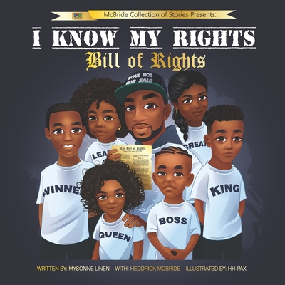 I Know my Rights: Bill of Rights Cover Image