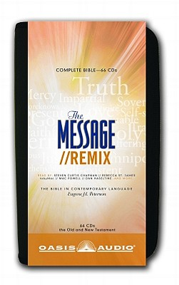 The Message Remix Bible: Complete Bible Cover Image