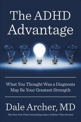 The ADHD Advantage Cover