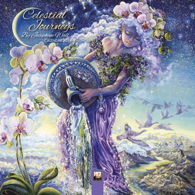 Celestial Journeys by Josephine Wall - Mini Wall Calendar 2019 (Art Calendar) Cover Image