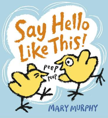 Cover for Say Hello Like This