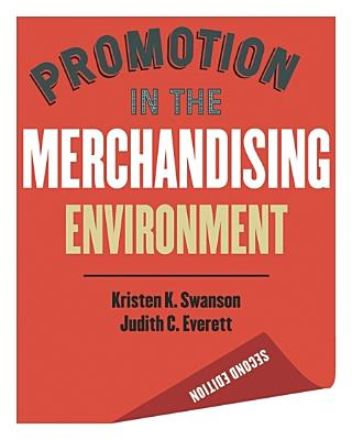 Promotion in the Merchandising Environment 2nd Edition Cover Image