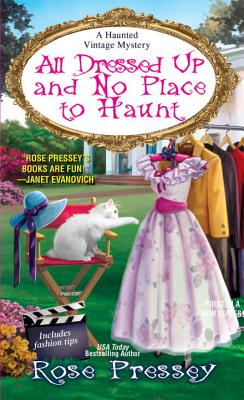 All Dressed Up and No Place to Haunt Cover Image