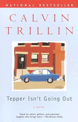 Tepper Isn't Going Out Cover Image