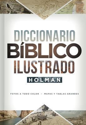 Diccionario Bíblico Ilustrado Holman Cover Image