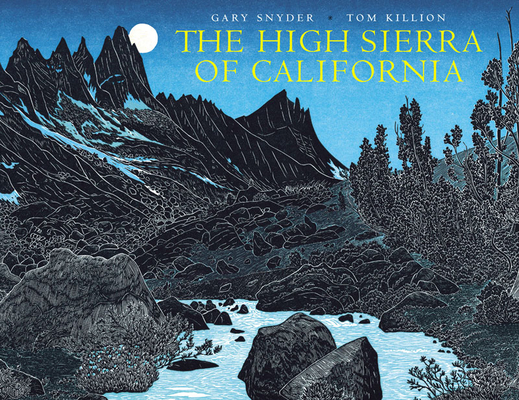 The High Sierra of California Cover Image