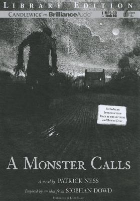 A Monster Calls [With Bonus CDROM] Cover Image