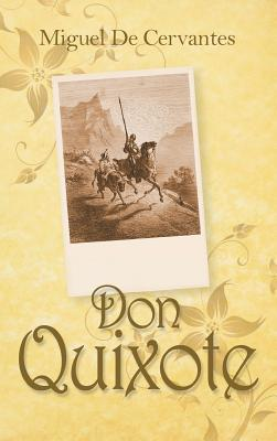 Don Quixote Cover Image