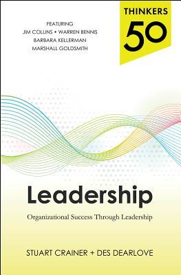 Thinkers 50 Leadership: Organizational Success Through Leadership Cover Image
