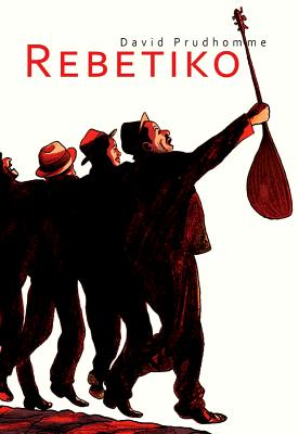 Rebetiko Cover