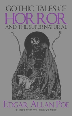 Gothic Tales of Horror and the Supernatural Cover Image