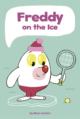 Freddy on the Ice Cover Image