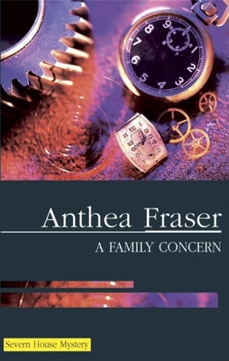 A Family Concern Cover