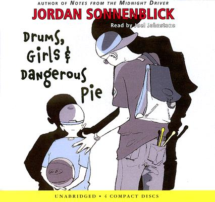 Drums, Girls, and Dangerous Pie - Audio Library Edition Cover Image
