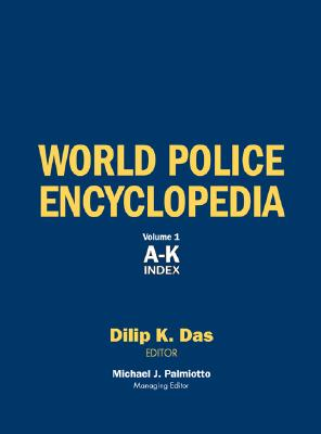 World Police Ency Vol 1 Cover Image