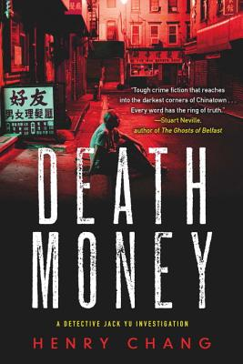 Death Money: A Detective Jack Yu Investigation Cover Image