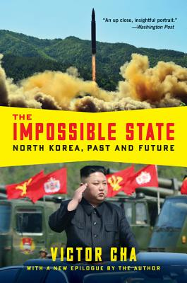 The Impossible State Cover