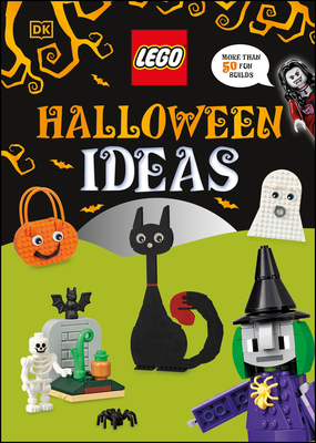 LEGO Halloween Ideas: (Library Edition) Cover Image