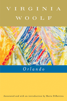 Orlando (Annotated): A Biography Cover Image