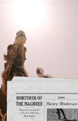 Mortimer of the Maghreb Cover