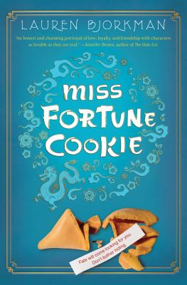 Miss Fortune Cookie Cover Image