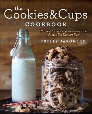 The Cookies & Cups Cookbook Cover