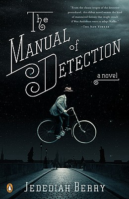 The Manual of Detection: A Novel Cover Image