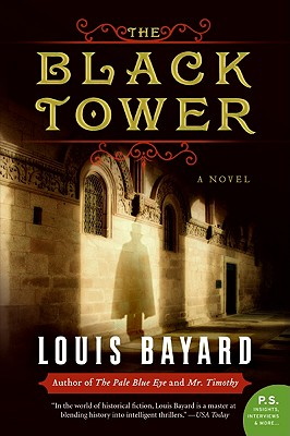 The Black Tower: A Novel Cover Image