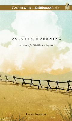 October Mourning: A Song for Matthew Shepard Cover Image