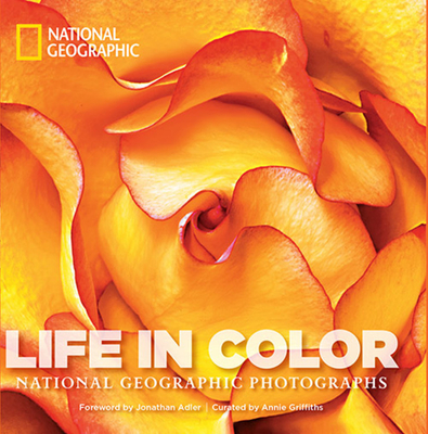 Life in Color: National Geographic Photographs Cover Image