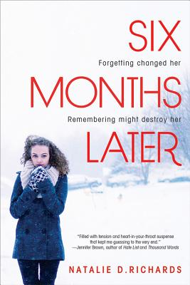 Six Months Later Cover
