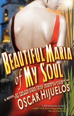 Beautiful Maria of My Soul Cover Image