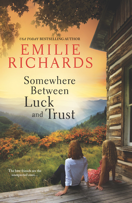 Somewhere Between Luck and Trust Cover