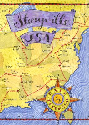 Storyville, USA Cover