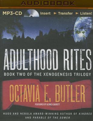 Adulthood Rites (Xenogenesis #2) Cover Image