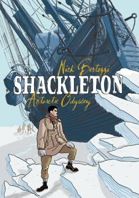 Shackleton: Antarctic Odyssey Cover Image