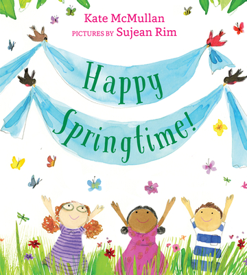 Happy Springtime! Cover Image