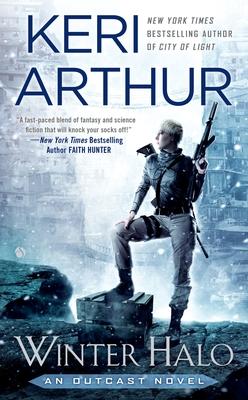 Winter Halo (Outcast Novel #2) Cover Image