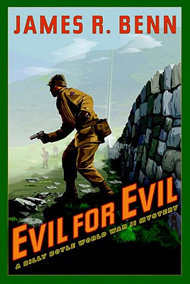 Evil for Evil (A Billy Boyle WWII Mystery #4) Cover Image