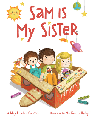 Sam Is My Sister Cover Image