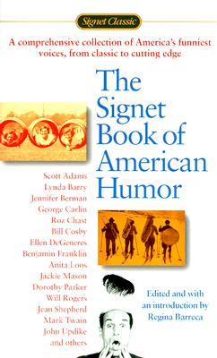 American Humor, the Signet Book of Cover