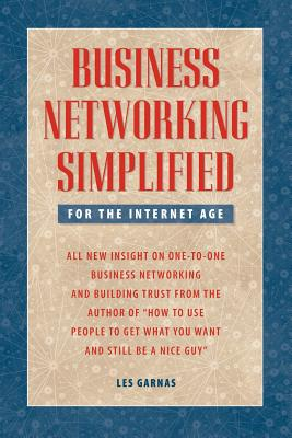 Business Networking Simplified (for the Internet Age) Cover