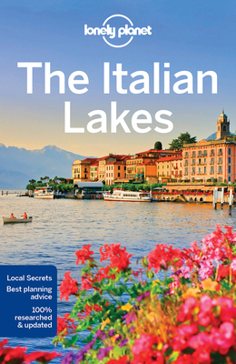Lonely Planet Italian Lakes (Regional Guide) Cover Image