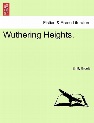 Wuthering Heights. Cover Image